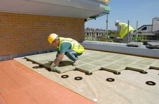 Flat Roofs NY | Construction Repair NYC