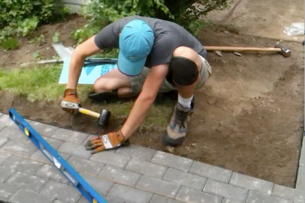 Custom Pavers Install Ny Construction Repair Nyc
