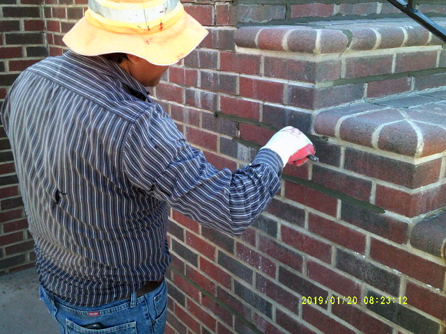 Brick Pointing NYC