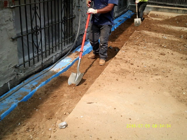 basement waterproofing NY
