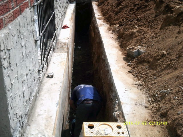 basement waterproofing NYC