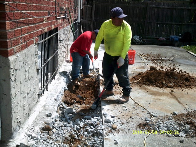basement waterproofing New York