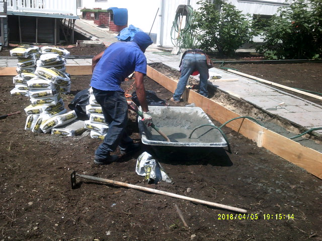 Concrete Contractor Bronx