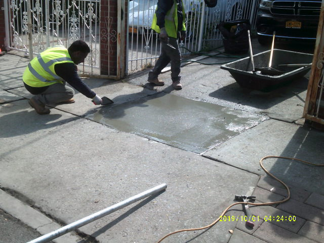 Concrete Contractors in Queens