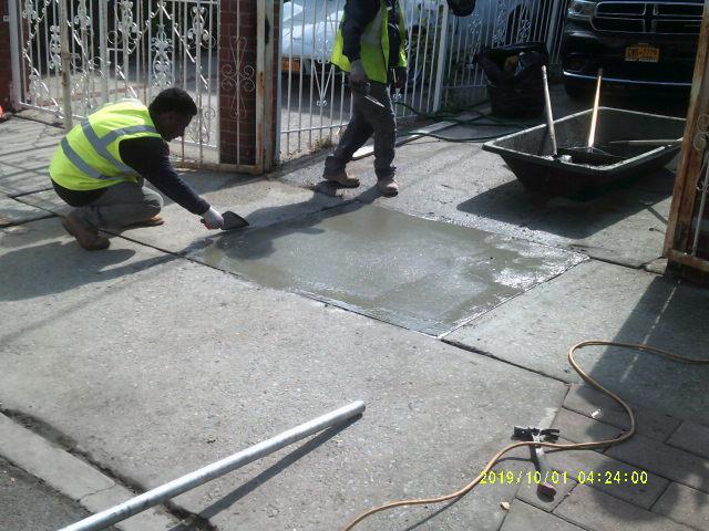 Concrete Contractors in Queens
