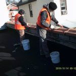 Roofing services in New York