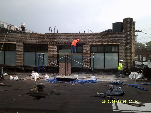 Building Waterproofing NYC