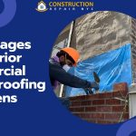 Advantages of exterior commercial waterproofing