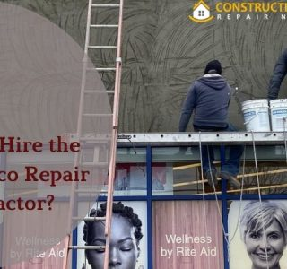 Ways to Hire the Best Stucco Repair Contractor?