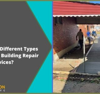 What are the Different Types of Residential Building Repair Services
