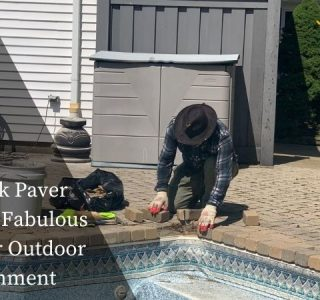 Patio Brick Paver Installation-Fabulous Addition for Outdoor Entertainment