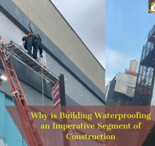 Why is Building Waterproofing an Imperative Segment of Construction